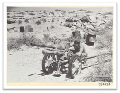 Captured Guns in Use by 13 Corps, 17 February 1942 – The Crusader Project