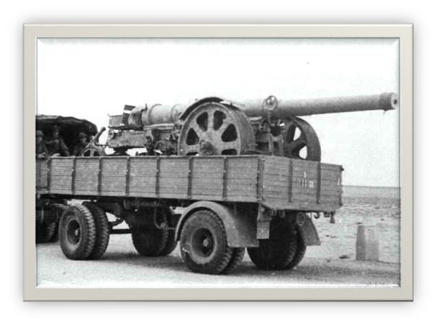 italian truck mounted artillery pdf