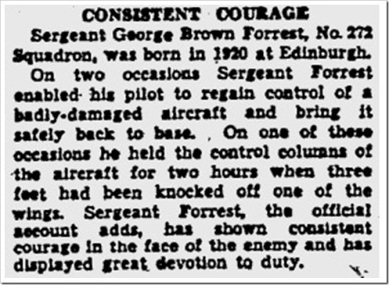 THe Glasgow Herald 7 APR 1942