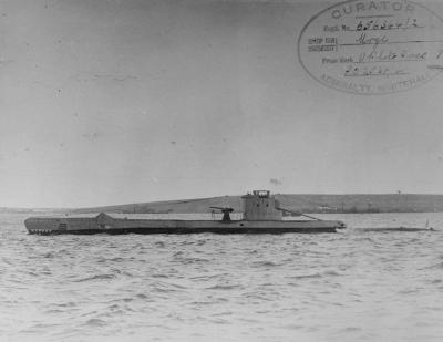 HMS Urge