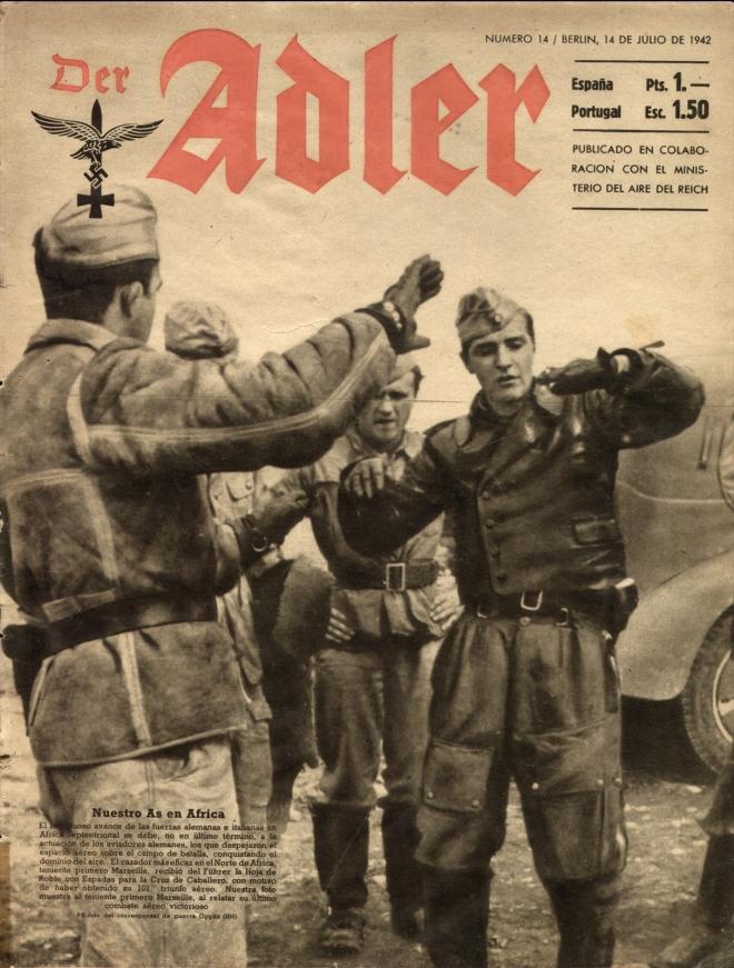 Aircrew-Luftwaffe-JG27-ace-Hans-Joachim-Marseille-Der-Adler-June-1942-01