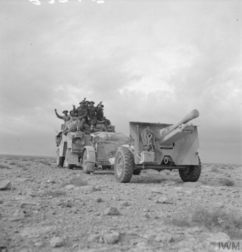 25-pr and Quad, 22 Dec 1941
