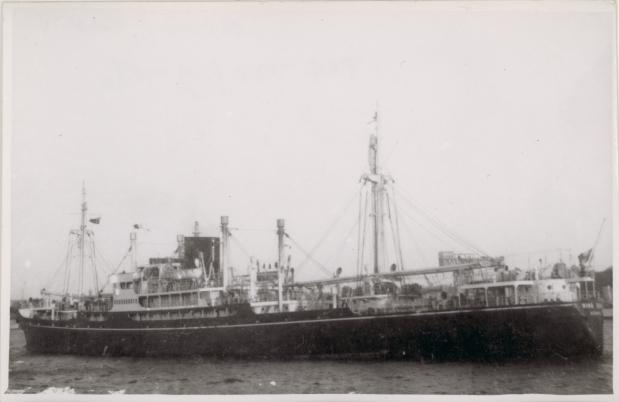 Torpedoing of M/N Nino Bixio, 17 August1942
