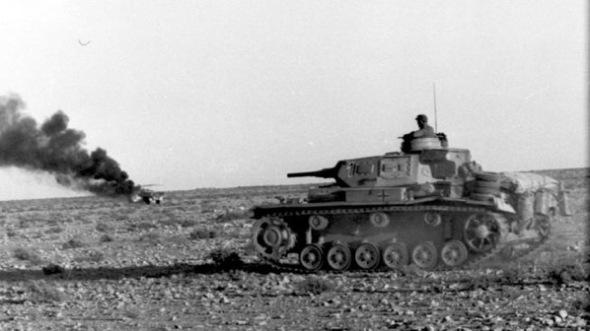Bundesarchiv Bild 101I 783 0150 28 Nordafrika Panzer III