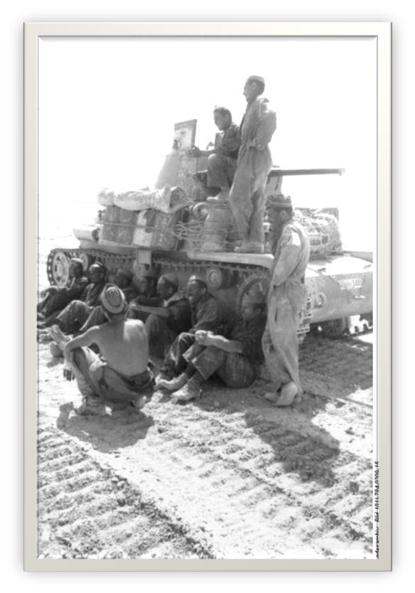 Ariete's Contribution to Sidi Rezegh – di NisioColumn