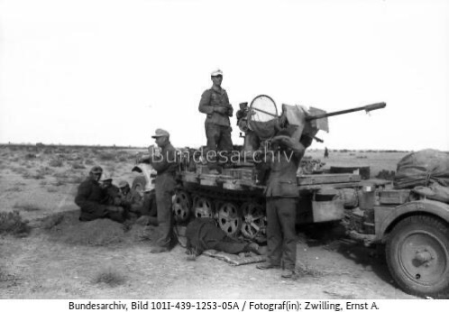 Combat Report Kampfgruppe Briel on Gambut Airfield – 21 November to 3 December1941