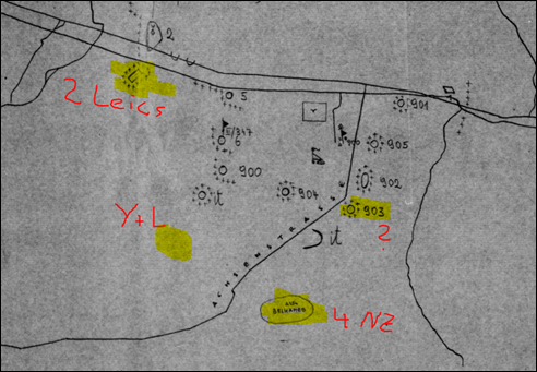 25/26 November 41–who attacked strongpoint 903?