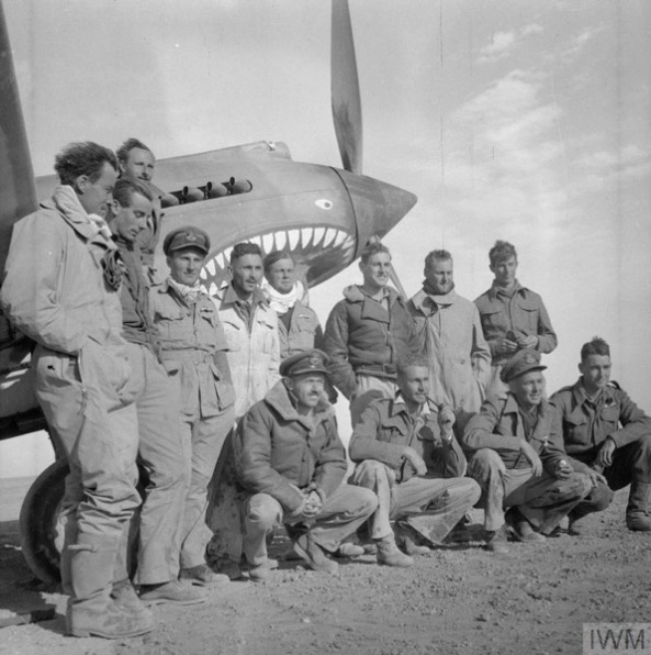 112 Squadron LG122