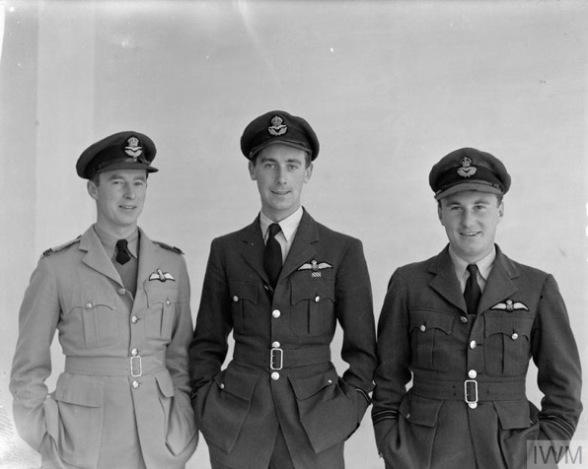 112 Squadron Pilots
