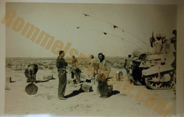 Panzerarmee Intelligence Assessment, 24 January1942