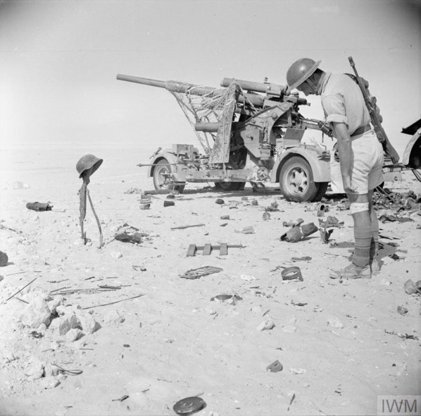 Losses in Operation Crusader