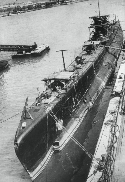 The Regia Marina's Emergency Supply Programme of 22 November41
