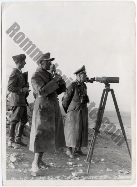 Panzerarmee Intelligence Assessment 5 February1942