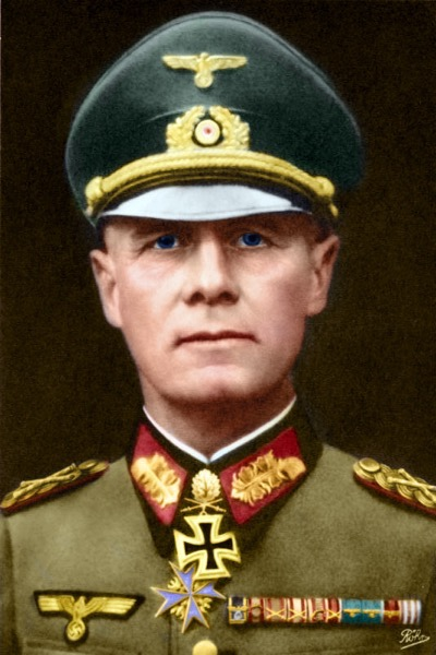 12 February 1941 – Rommel arrives in North Africa