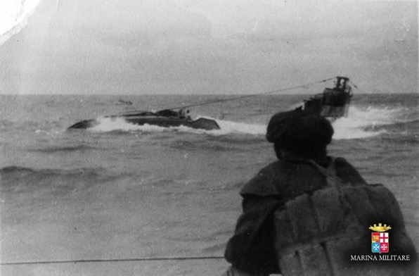 Loss of HM S/M Tempest, 13 Feb 1942