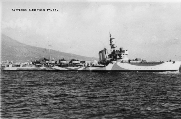Torpediniere Circe Marina Militare