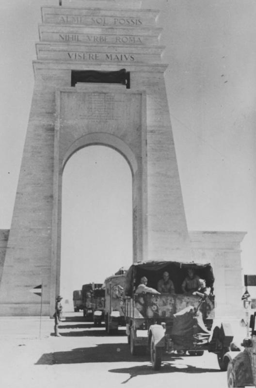 First German tanks arrive: D.A.K. war diary 3 March1941
