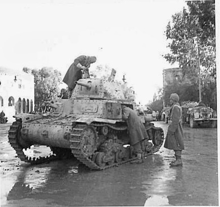 A note on tank losses inCRUSADER