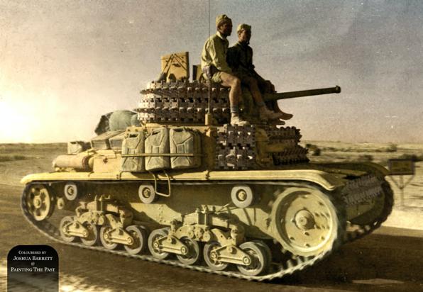 D.A.K. War Diary 17 March1941