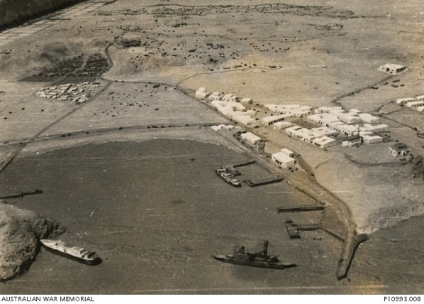 Holding a Tiger by the Tail MG 8's Battle at Tobruk 11-14 April 1941