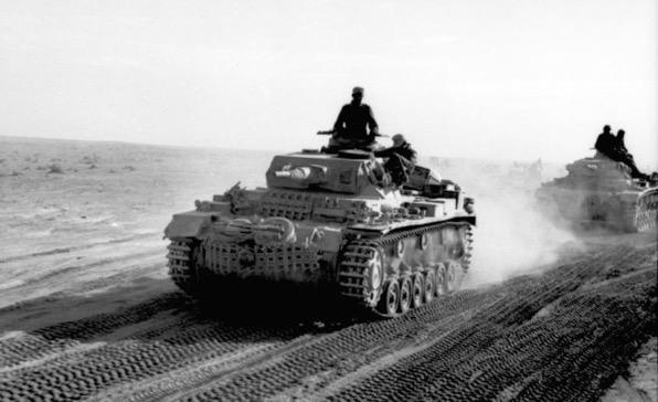 D.A.K. War Diary 5 April1941