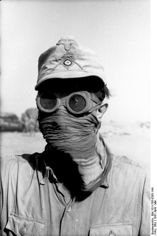 D.A.K. War Diary Entry 6 April1941
