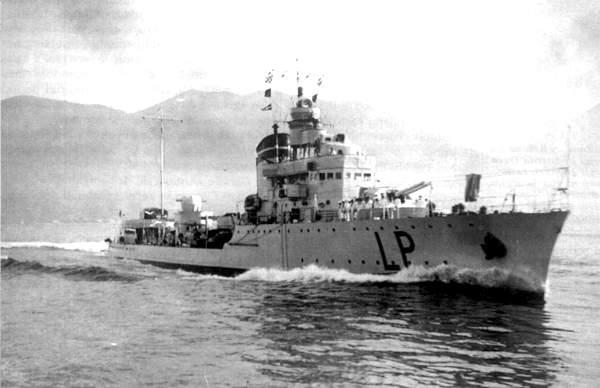 An unlucky group – the Regia Marina's Dardo Series IIDestroyers