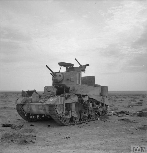Running out of tanks – 4 Armoured Brigade 19/20 November