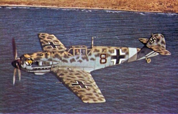Enter the Me 109: D.A.K. War Diary 19 April1941