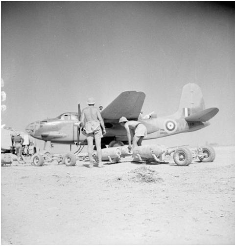Operation Report No. 12 S.A.A.F. Squadron 29 Nov 41