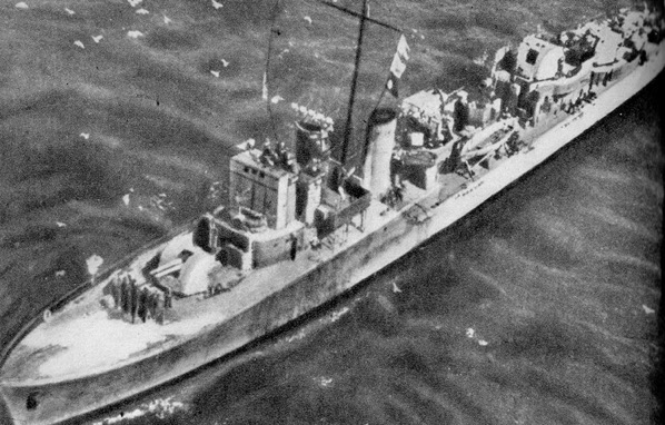National Archive Files Relating to Sinking of ORP Kujawiak