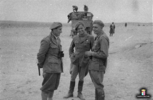 Italian Marine Battalion San Marco OOB 21 Dec1941
