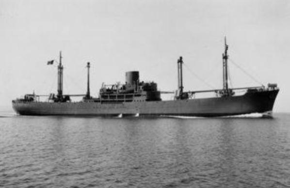 The Italian 'Liberty' Ships