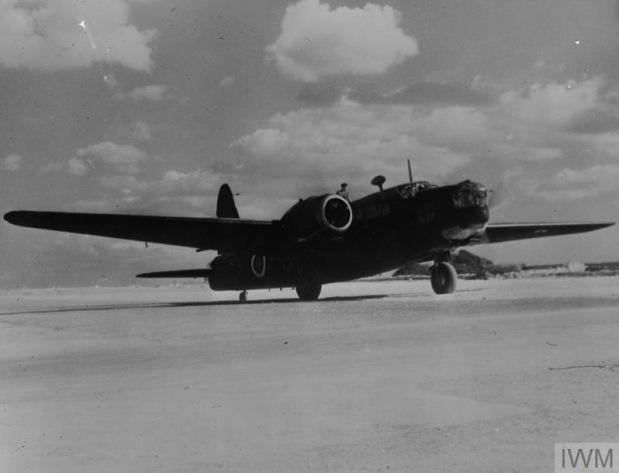 Luftwaffe Appreciation of RAF Strength in North Africa, 20 November1941