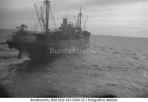 German AA Armament of Axis Merchant Vessels – 26 Nov.1941