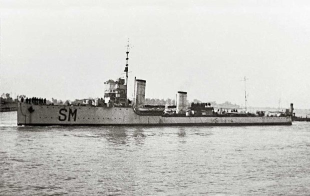 German Antisubmarine Equipment on Italian Vessels Pt.1