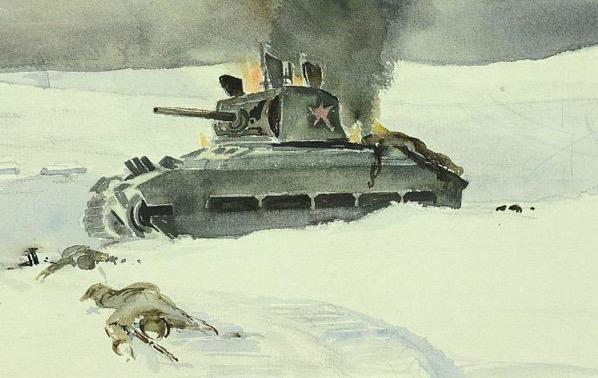 NOT CRUSADER – Lend Lease Matilda's in the Eyes of GermanPropaganda